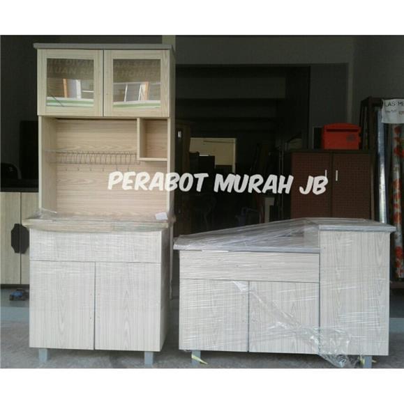 Lebar 4 On Invaber Combo Set Kabinet Dapur Lantai Kayu Harga
