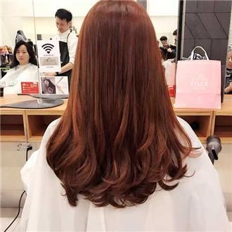 Than Seen In Usual Rebonding Blend Contains Lot Hair Hair Salon Offer Wide Variety Several Layers Different Best Hair Salons In Town Korean Perm Service Korean Perm Cut Pro Trim Korean
