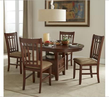 Dining Table Set - Oval Dining Table Set