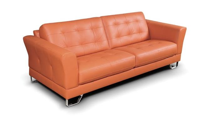 Seater Sofa Features - Simple Lines Perfectly Illustrate The
