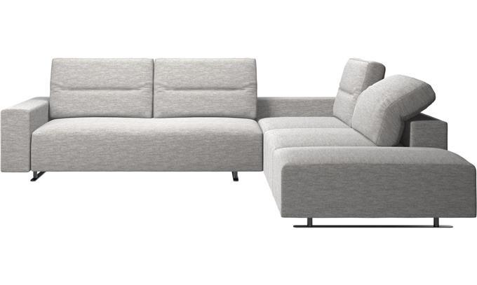 Hampton Corner Sofa With Adjustable