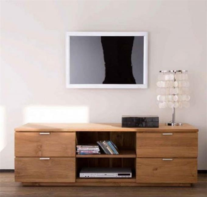 Elegant Tv - Solid Teak Wood