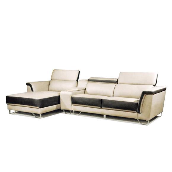 L Shaped Sofa - High Quality Foam