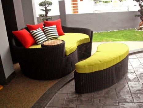 Design With Curves - Mentioned Including Cushion Prices Sunproof