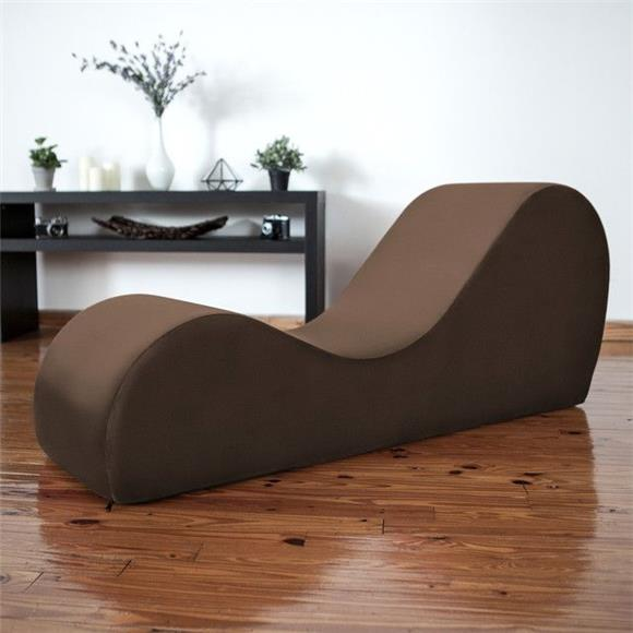 Fits Perfectly In - Chaise Lounge Yoga Chair