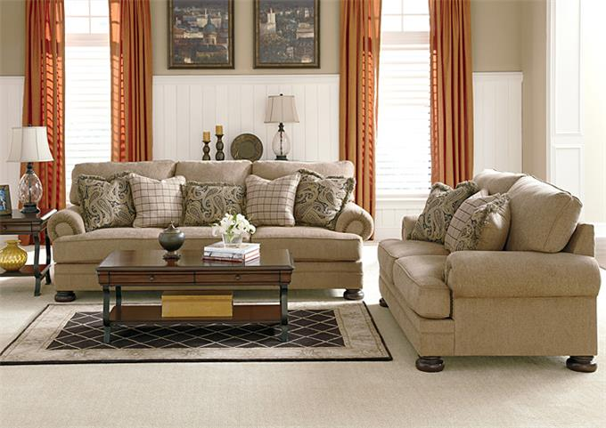 Comfortable Furniture - Chenille Upholstery Fabric Surrounding