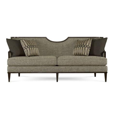 Collection Includes Sofa - Tapered Wood Legs