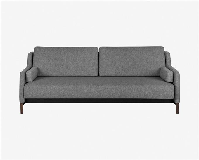 Charcoal Grey - Queen Bed