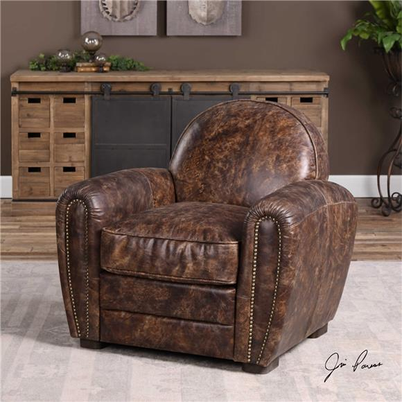 Arm Chair - Vary Slightly From Hide Hide