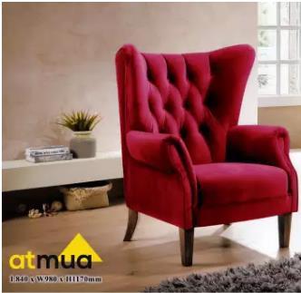 Atmua Sambia Wing Chair