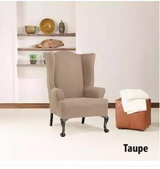 Sure Fit Stretch Wing Chair - Product Details Sure Fit Stretch