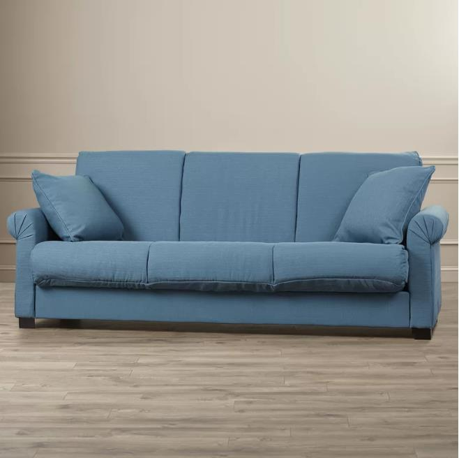 Convertible Sleeper Sofa - Independently Wrapped Pocket Coil Spring