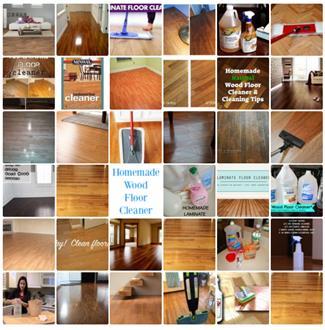 Laminate Wood Floor Cleaner Homemade