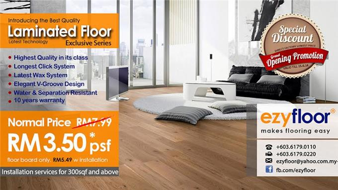 The Best Quality Laminated On Invaber Beautiful Wide Plank