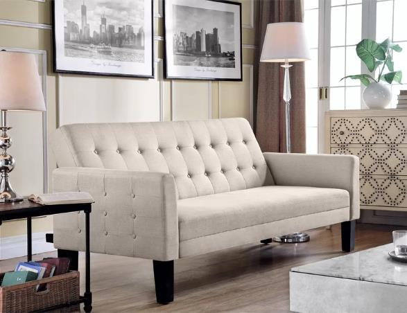 Convertible Sleeper Sofa - Arianna Convertible Sleeper Sofa
