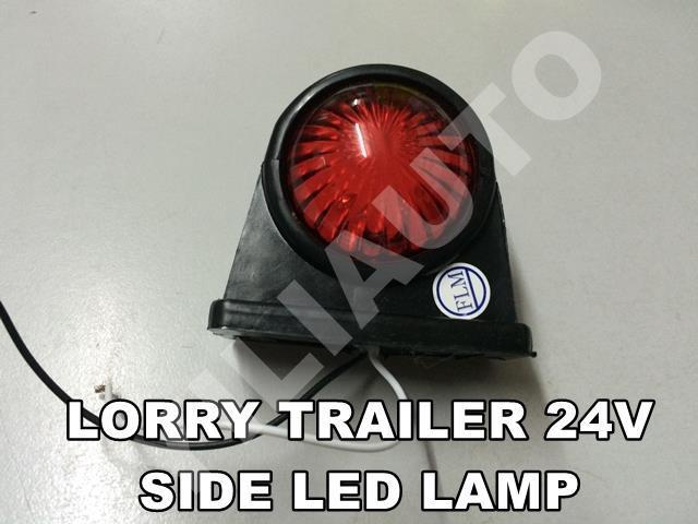 Road Users - Led Lamp