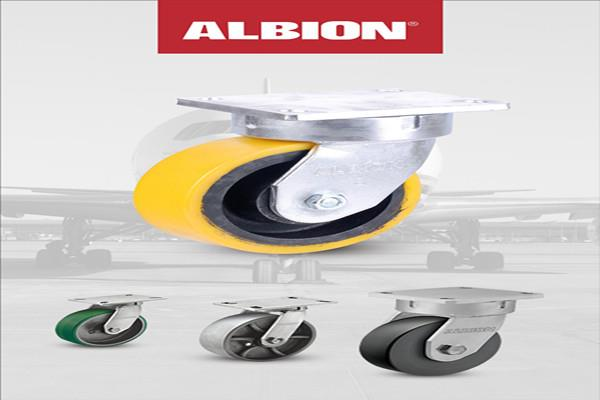 The Material Handling - Heavy Duty Casters