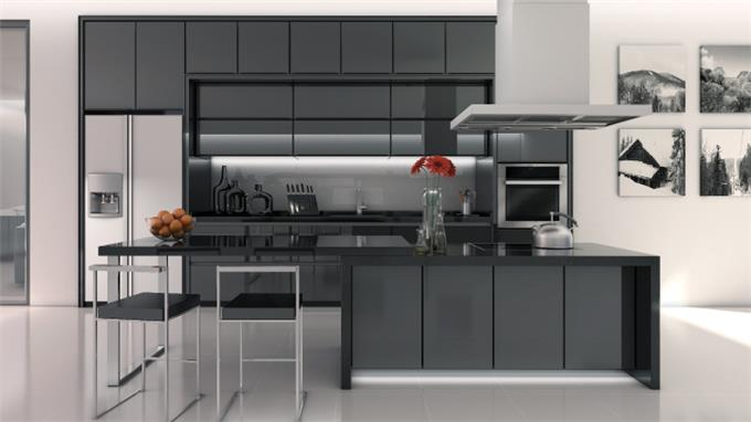Kitchen Cabinet System on Invaber - Incorporating Ample ...