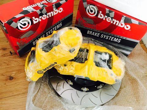 Bmw F10 - Brembo Gt6 6pot Brake
