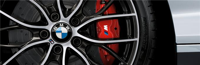 Shock Absorbers - Bmw M Performance Accessories
