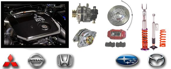 Challenger Autoparts Has - Auto Parts From Japan
