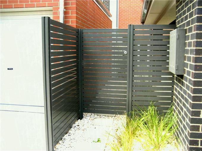 Gate With Aluminium On Invaber Stainless Steel Main Gate Design