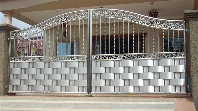 Gate Design   Stainless Steel Gates